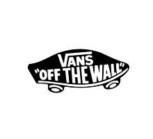 VANS logo by lwtgraphics