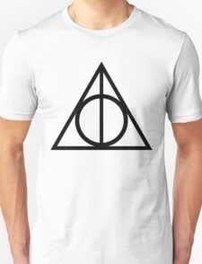 Deathly Hallows symbol T-Shirt