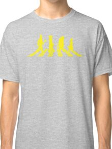 Yellow Brick Abbey Road Classic T-Shirt
