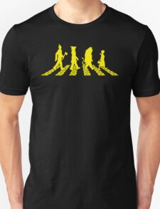 Yellow Brick Abbey Road T-Shirt