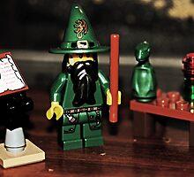 Itsy Bitsy Wizard by Evita