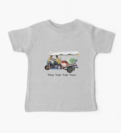 Thai Tuk-Tuk Taxi Baby Tee