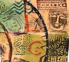 Mandala II by Marti   Schmidt
