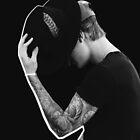 Justin Bieber IPhone Case by tobinsnm