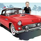 Marty's T Bird by AdamPate