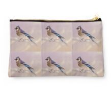 Blue Jay - A Dream of Spring Studio Pouch