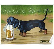 For Doxies lovers Poster