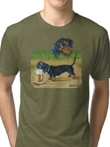 For Doxies lovers Tri-blend T-Shirt