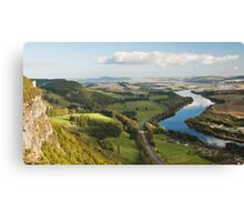 Perthshire View Canvas Print