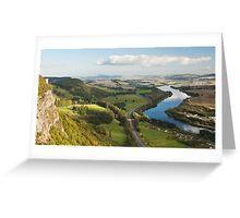 Perthshire View Greeting Card