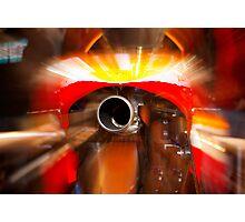 Repsol Honda MotoGP bike... Photographic Print