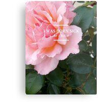 hozier - rose theme Metal Print