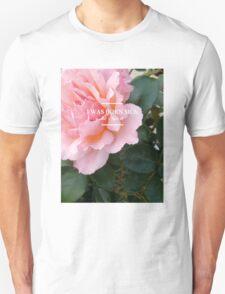 hozier - rose theme T-Shirt