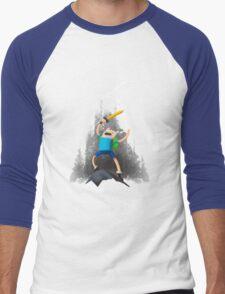 Adventurer Men's Baseball ¾ T-Shirt