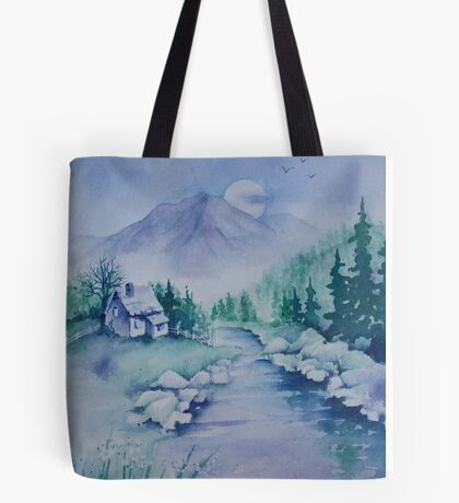 Day's End Tote Bag