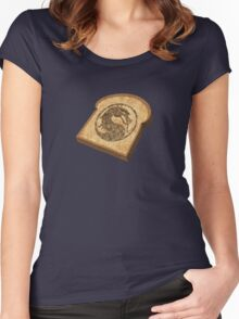 Toasty Women's Fitted Scoop T-Shirt
