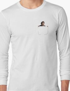 David Tennant In Your Pocket Long Sleeve T-Shirt