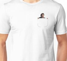 David Tennant In Your Pocket Unisex T-Shirt