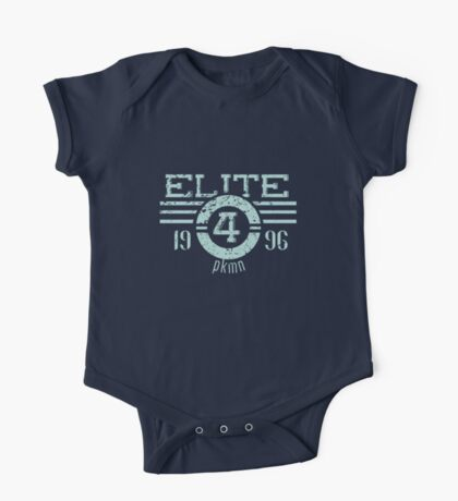 Elite One Piece - Short Sleeve