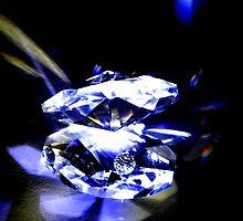Blue Crystal by Doug McRae