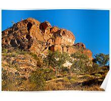 Bungle Bungle Ranges, Purnululu NP. Kimberley, WA. Poster