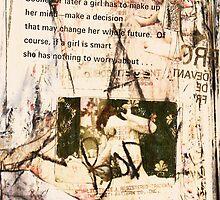 Flawless, 2011 by Thelma Van Rensburg