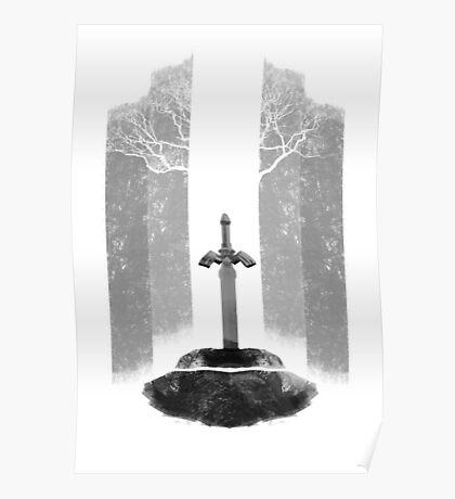 Master Sword Poster