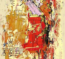 blonde bomb, 2011 by Thelma Van Rensburg