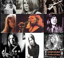 sandy denny by vinmac