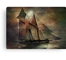 SAILS....... Canvas Print