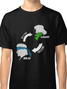 Metal States (light) Classic T-Shirt