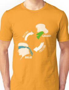Metal States (light) Unisex T-Shirt