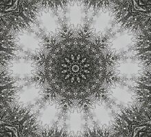 Winter's Mandala by SgtSciFI