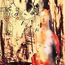 woman in the dark, 2011 by Thelma Van Rensburg