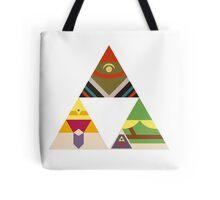 Legend of the Tri Tote Bag