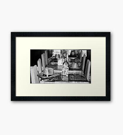 Lets Party Framed Print