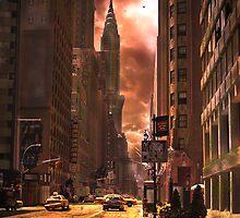 Dead City by darkrain326