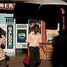 Liberty Saloon, Kandy by Syd Winer