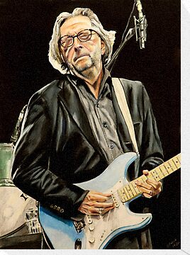 Eric Clapton by chris benice