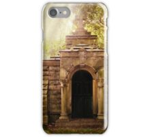 Mausoleum iPhone Case/Skin