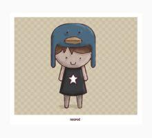 Emo Kawaii Girl by machinimaboy