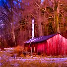 Sugar Cabin II by BigD