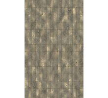 Rustic Metal Panels Texture Background Photographic Print