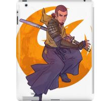 SWR Space Samurai iPad Case/Skin