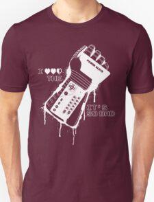 It's so bad (light). Unisex T-Shirt