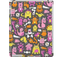 Monsters in Pink iPad Case/Skin