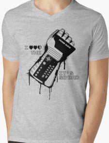 It's so bad (dark). Mens V-Neck T-Shirt