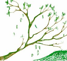 Branching off by linmarie