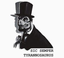 Sic Semper Tyrannosaurus by Megan Glosser