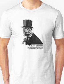 Sic Semper Tyrannosaurus T-Shirt